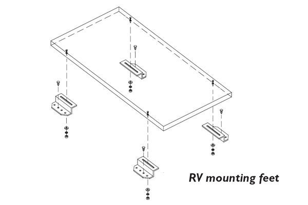 solar mount system solar panel and pv accessory supplier